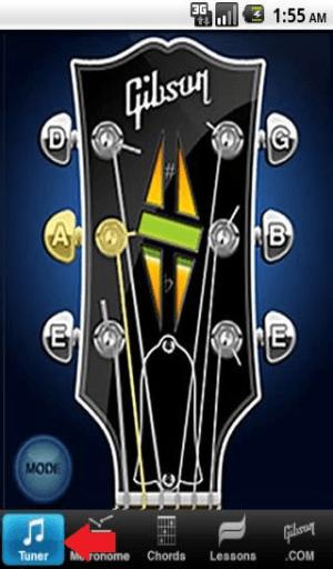 Gibson Tuner