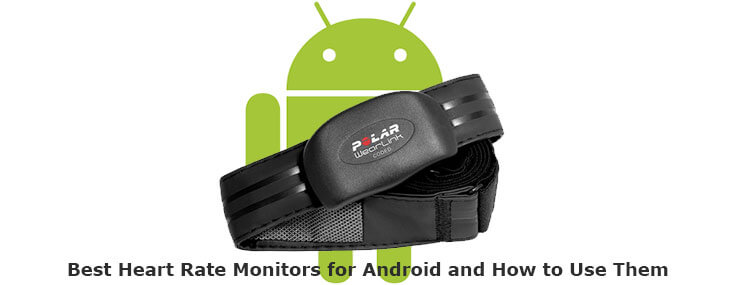 heart rate monitor for Android