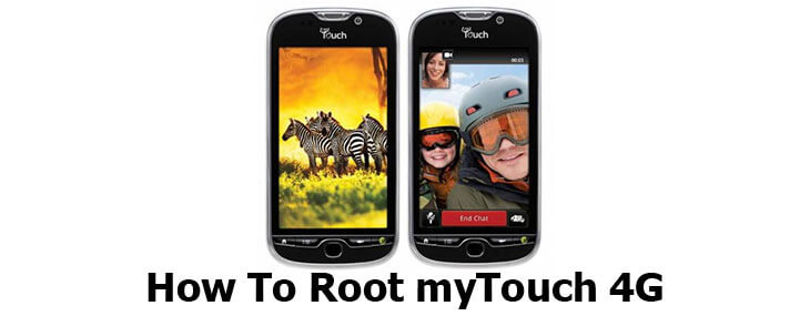 how to root myTouch 4G