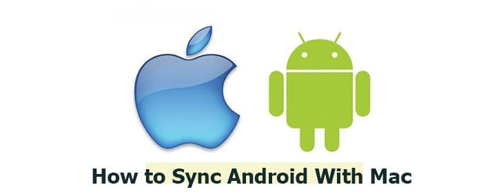 how to sync Android with Mac