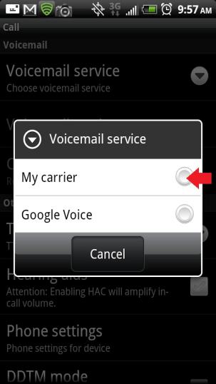 My Carrier