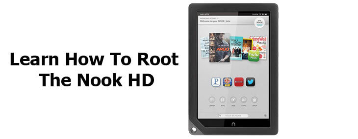 root Nook HD