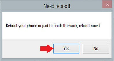 Unlock Root Reboot