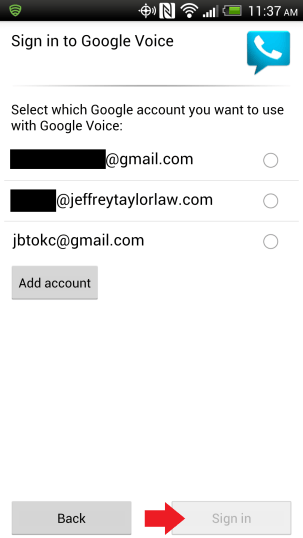 Voicemail Login
