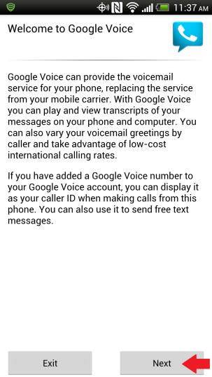 Heres how to set up voicemail on android in under 13 seconds voicemail welcome m4hsunfo