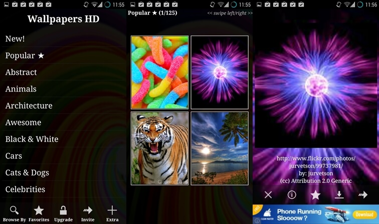 10 best android wallpaper app