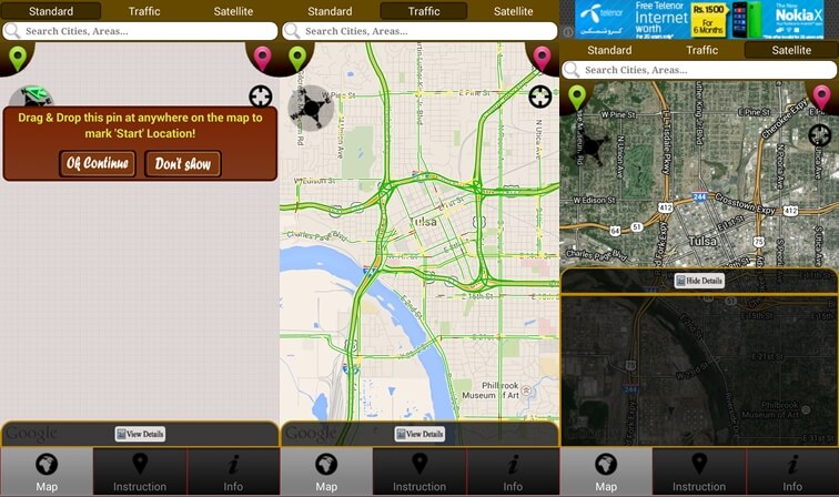 10 best traffic app for android