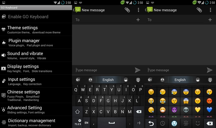 10 free emoji app for android