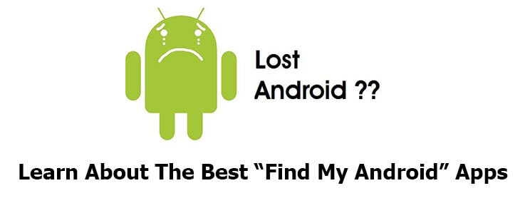 find my android app