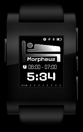 Pebble Morpheuz