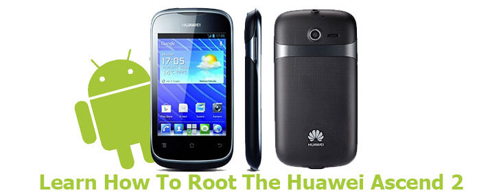How To Root Huawei Ascend 2 for Secret Apps