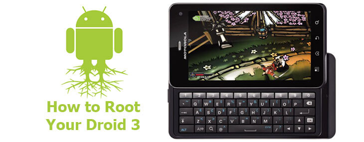 root droid 3