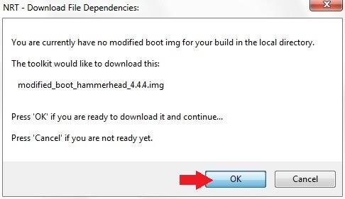 Download Dependencies