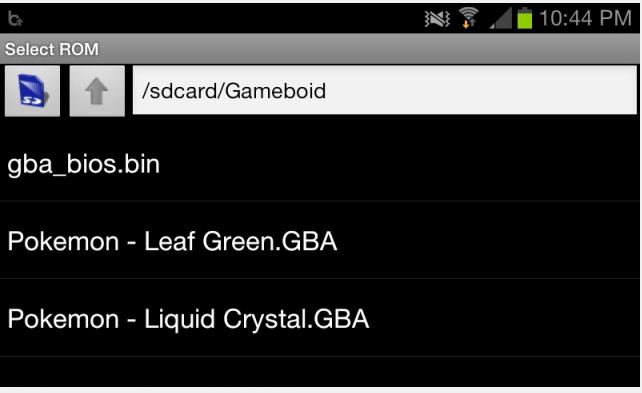 gameboid sd card