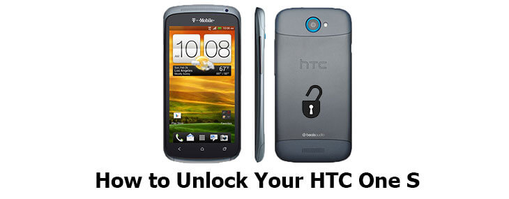 how to unlock HTC One S