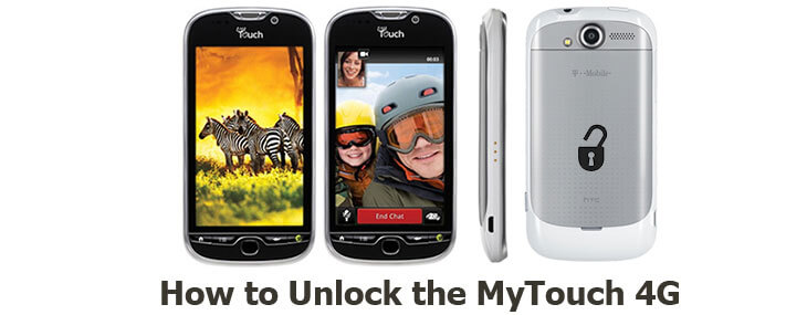 how to unlock MyTouch 4g