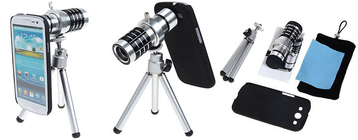 telephoto-lens for samsung galaxy s3