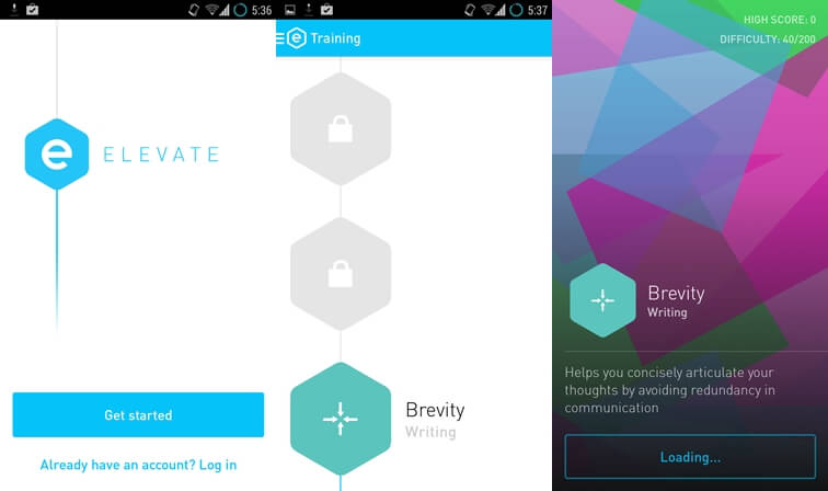 Elevate brain training apps for android