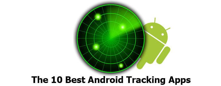 Android tracking app