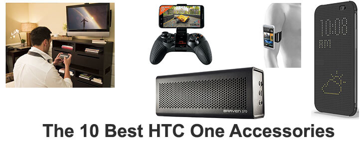 HTC One accessories