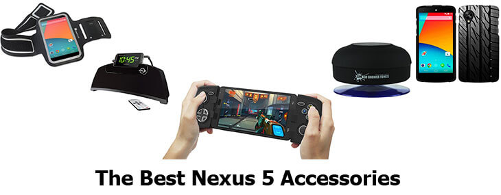Nexus 5 accessories