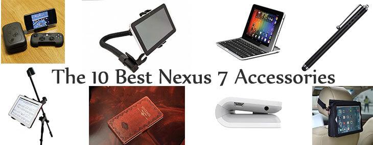 Nexus 7 accessories
