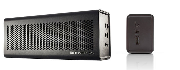 braven wireless speakers for htc one