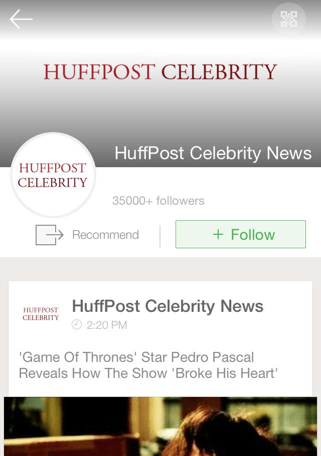 entertainment news to follow