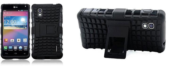 jkase rugged case for lg optimus g