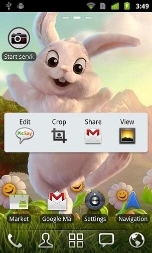 Screenshot UX Edit