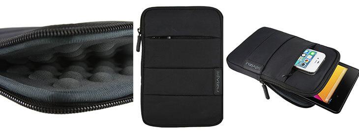 water resistant sleeve case for nexus 7