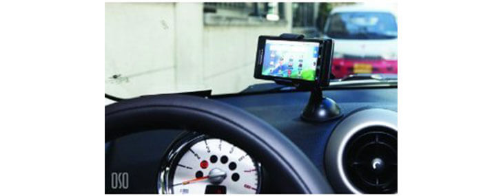 Able Universal In Car Windshield Mount