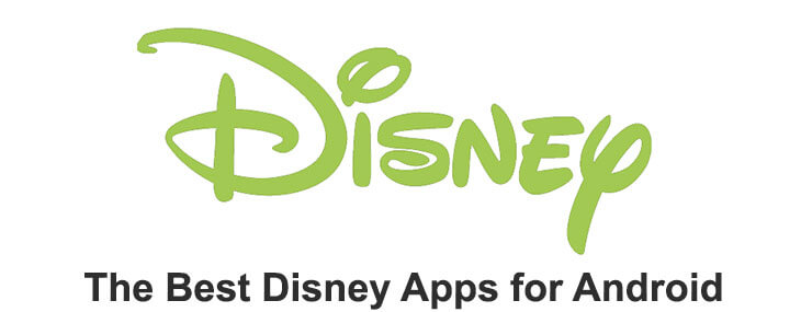 Disney apps for Android