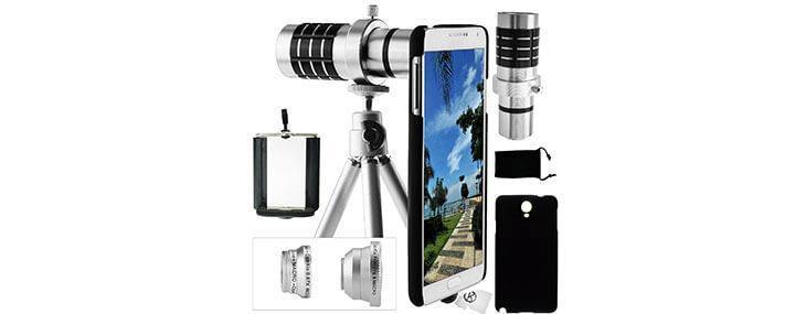 Samsung Galaxy Note 3 Camera Lens Kit