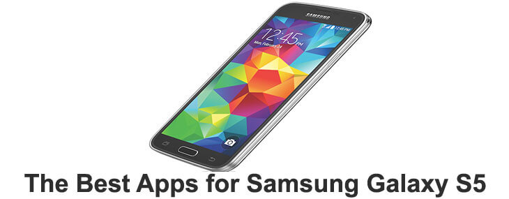 best apps for Samsung Galaxy S5