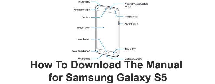 Samsung galaxy s5 pdf manual