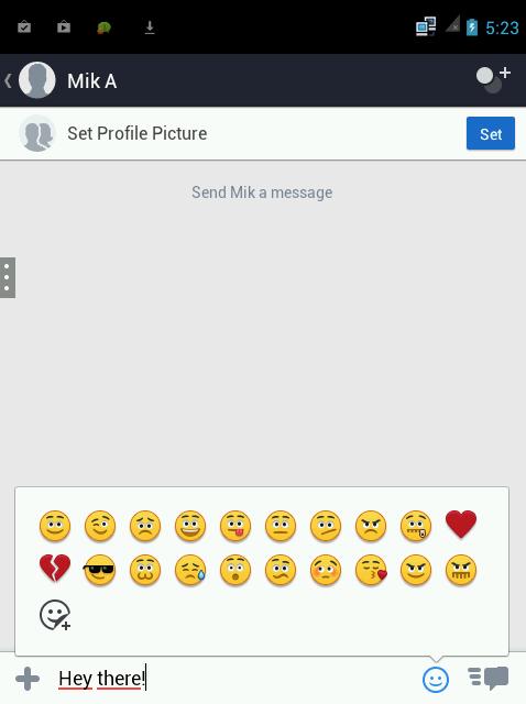 Is kik a dating app