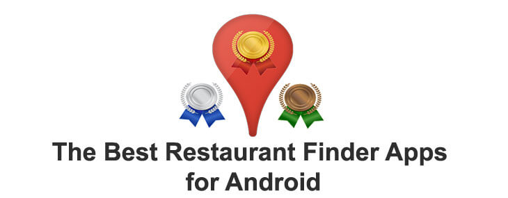 restaurant finder app for android