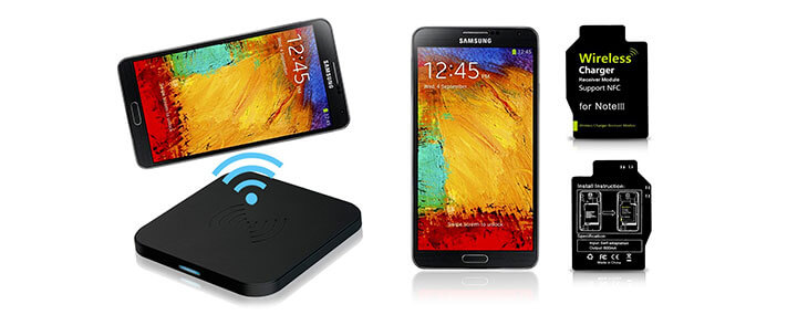 wireless charger note 3
