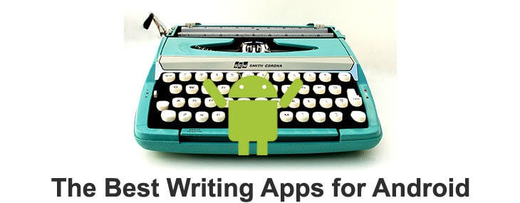 android apps for creative writing