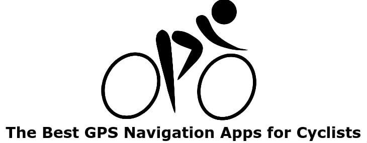 GPS navigation apps for cyclists