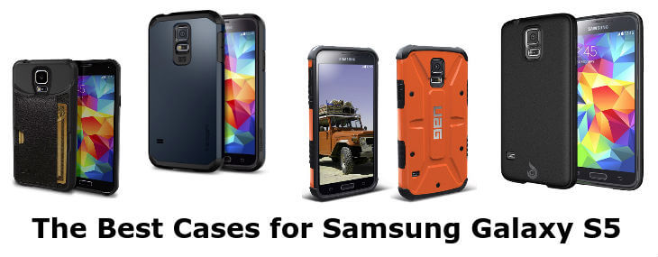 cases for Samsung Galaxy S5