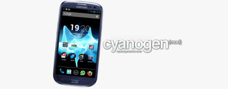 How To Install CyanogenMod On Samsung Galaxy S3
