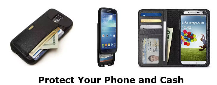 10 Best Samsung Galaxy S4 Wallet Cases