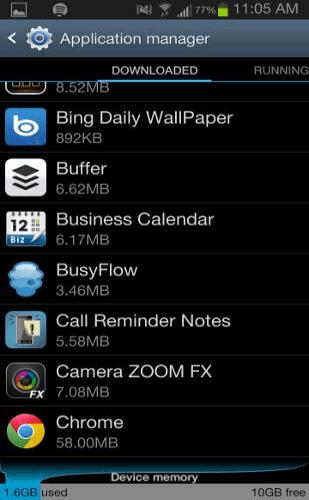 android change default pdf app