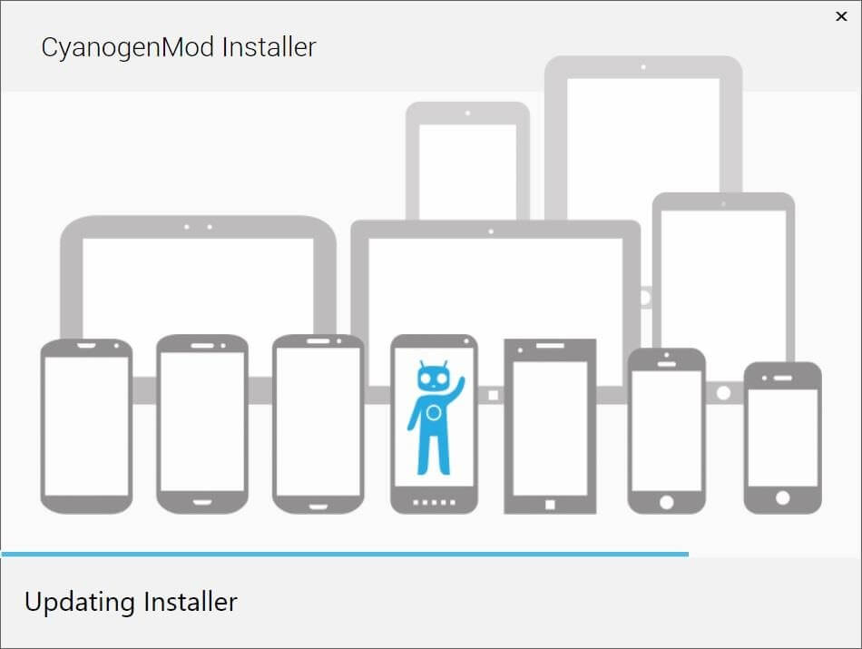 cyanogenmod updating
