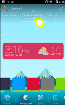 hd widgets weather