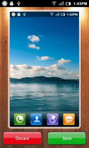 screenshot save