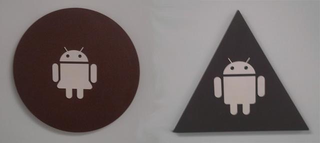 android bathroom