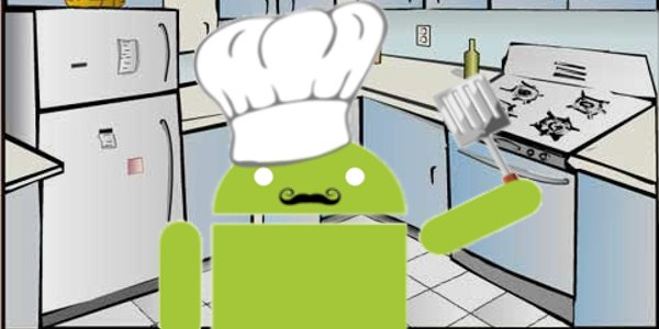 android cooking